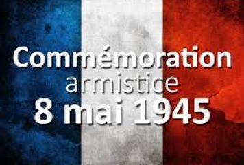 Cérémonie 2021 de commémoration du 8 Mai 1945
