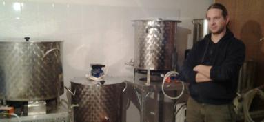 Un brasseur à Vert, découvrez la bière Granka !