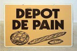 DEPOT DE PAIN